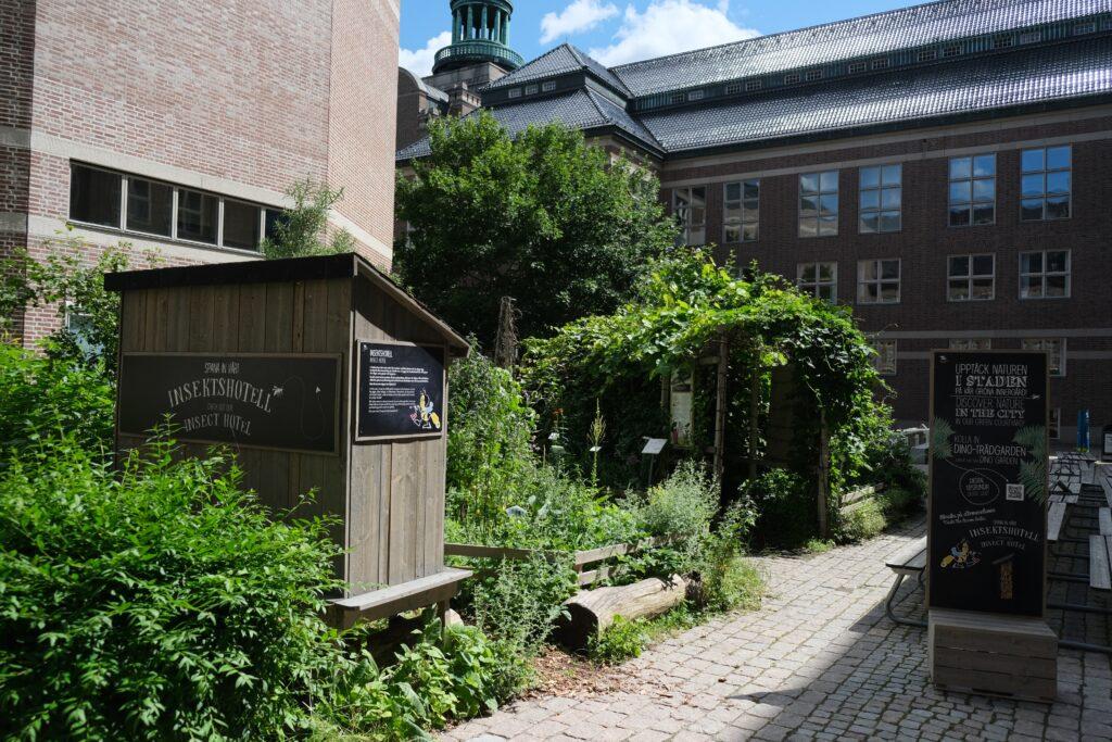 Odla staden Naturhistoriska Riksmuseet